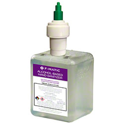 F-Matic Alcohol-Based Foam Hand Sanitizer - 1000 mL Refill