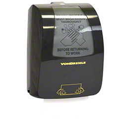 "Von Drehle 8"" Mechanical Pull-Down Roll Towel Dispenser"
