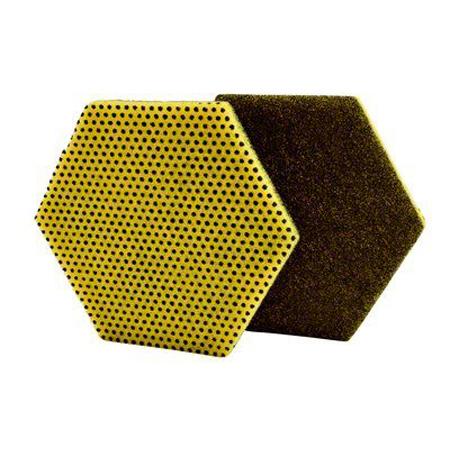 Scotch-Brite™ 96HEX Dual Purpose Scour Pad