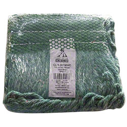 Abco Blended Looped-End Mop - Medium, Green