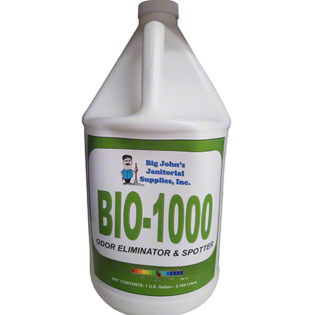 Big John's Bio-1000 Odor Eliminator & Spotter - Gal.
