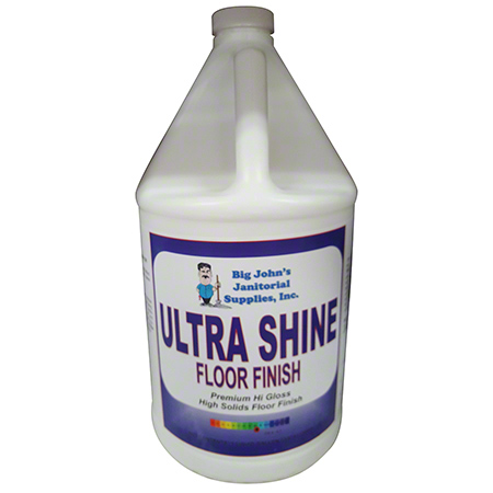 Big John's Ultra Shine Floor Finish - Gal.