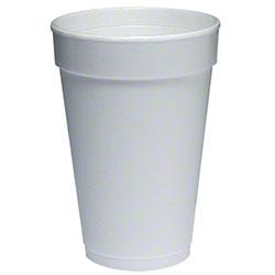 Dart® J Cup® Insulated Foam Drink Cup - 16 oz.