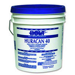 Huracan 40 Heavy Duty Laundry Powder - 5 Gal. Pail