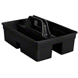 Rubbermaid® Executive Divided Carry Caddy - Black