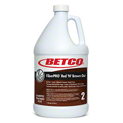 Betco® FiberPro® Red 'N' Brown Out - Gal.
