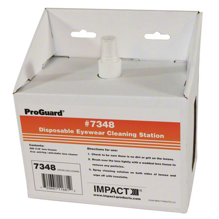 Impact® Lens Cleaning Station