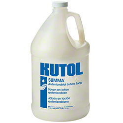 Kutol Summa® Antimicrobial Lotion Soap - Gal. Pour Top