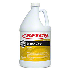 Betco® BestScent™ Lemon Zest Odor Counteractant - Gal.