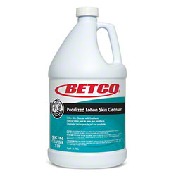 Betco® Pearlized Lotion White Skin Cleanser - Gal.