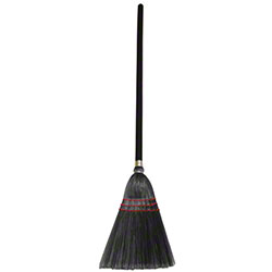 Golden Star® Flagged Synthetic Lobby Broom - 30""