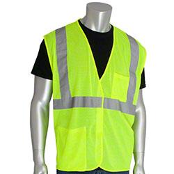 PIP Class 2 Mesh Fabric Vests