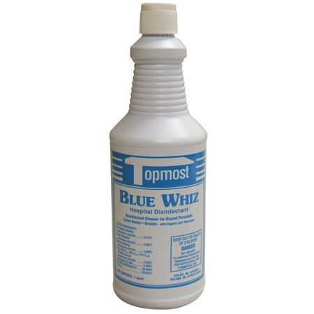 Topmost Blue Whiz Hospital Disinfectant - Qt.