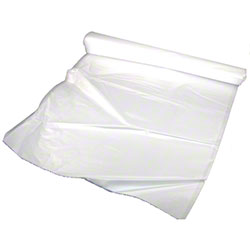 High Density Liner - 24 x 33, 8 mic, Clear