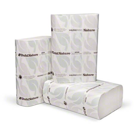 WausauPaper® DublNature® Multifold Towel - 9 1/8x9 1/2