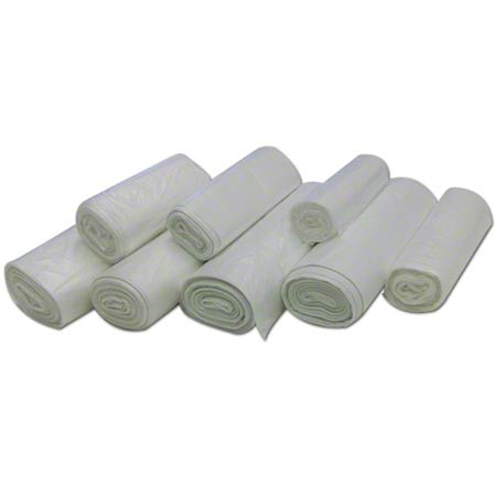 Inteplast High Density Coreless Roll Liner - 30 x 37, 10 mic