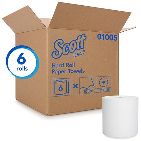 "Scott® High Capacity Roll - 8"" x 1000'"