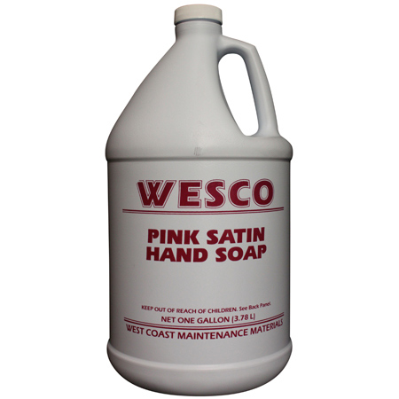 Wesco Pink Hand Soap - Gal.