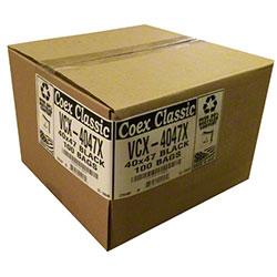Aluf COEX Supertuff® VCX Bag - 40 x 47, 1.5 gauge EQ