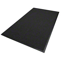 M + A Matting Waterhog® Classic - Charcoal, 3x4