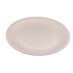 Paper Biodegradable Plate - 9""