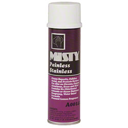 Misty® Painless Stainless Steel Cleaner - 18 oz. Net Wt.