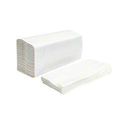 "Morcon™ Mor-Soft™ White C-Fold Towel - 10.125"" x 11"""