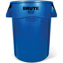 Rubbermaid® BRUTE® 44 Gal. Utility Container - Blue