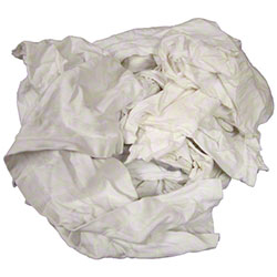 White T-Shirt Rag - 1#