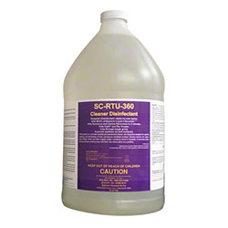 SC-RTU-360 Cleaner Disinfectant - Gal.