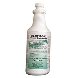 SC-RTU-360 Cleaner Disinfectant - 32 oz.