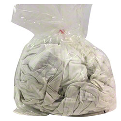 New White T-Shirt - 1 lb. Bag