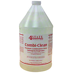 4 State Alliance Combi-Clean, Oven Detergent/Degreaser -Gal.