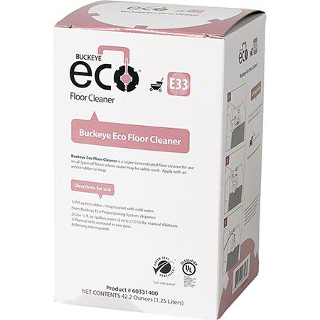 Buckeye® Eco® E33 Floor Cleaner - 1.25 L