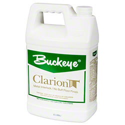 Buckeye® Clarion™ Metal Interlock/No Buff Floor Finish