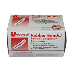 Rubber Bands - 7 x 1/8 x 1/16