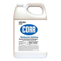 Corr Green Neutral Disinfectant Cleaner - Gal.