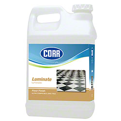 Corr Green Luminate Zinc Free Floor Finish - 2.5 Gal.