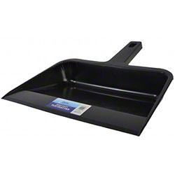 Janico Flat Dust Pan - Black