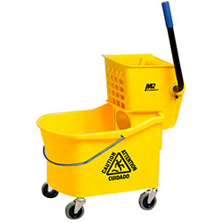 M2 Professional Grizzly SidePress Combo - 32 Qt., Yellow