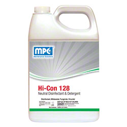 MPC™ Hi-Con 128 Neutral Disinfectant & Detergent - Gal.