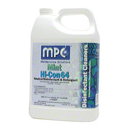 MPC™ Hi-Con 64 Neutral Disinfectant & Detergent-2.5 Gal.