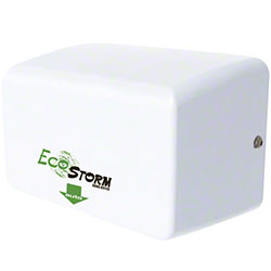 Palmer Eco Storm Hand Dryer - White