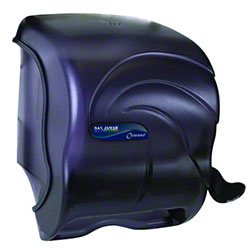 San Jamar® Element™ Lever Roll Towel Dispenser - Black