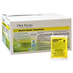 Stearns® ONE PACKS GS Neutral Cleaner Concentrate - 1 oz.