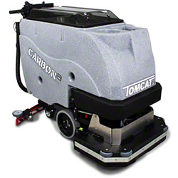 "Tomcat® Carbon Traction Drive Scrubber - 28"", Disk"