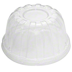 Dart® Impulse® Clear High Dome Food Container Lid