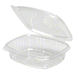 Genpak® Regular Lid, Clear Deli Container - 8 oz.