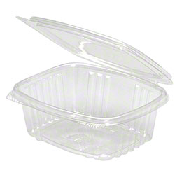 Genpak® Regular Lid, Clear Deli Container - 12 oz.