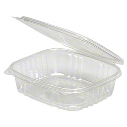 Genpak® Regular Lid, Clear Deli Container - 24 oz.